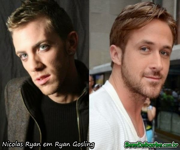 Nicolas Ryan em Ryan Gosling