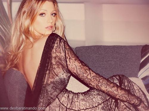 Blake Lively linda sensual Serena van der Woodsen sexy desbaratinando  (129)
