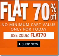 Yebhi: Buy Clothing, Footwears, Accessories, Jewellery, Home Furnishing & more upto 83% off + 70% off