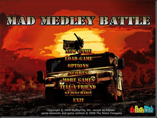 Mad Medley Battle