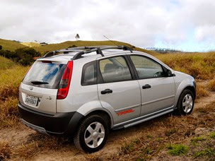 Ford Brasil Fiesta Trail julho/2005
