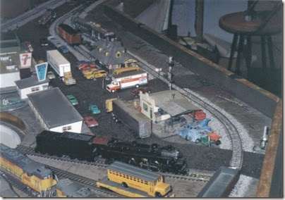 06 My Layout in the Summer of 1999