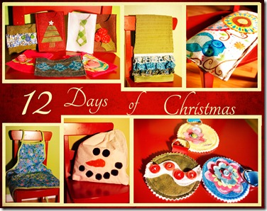 12 days of Christmas teaser #2