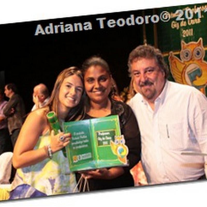 """Deputada Federal Bruna Furlan prestigia o """"Oscar da Educação"""""""