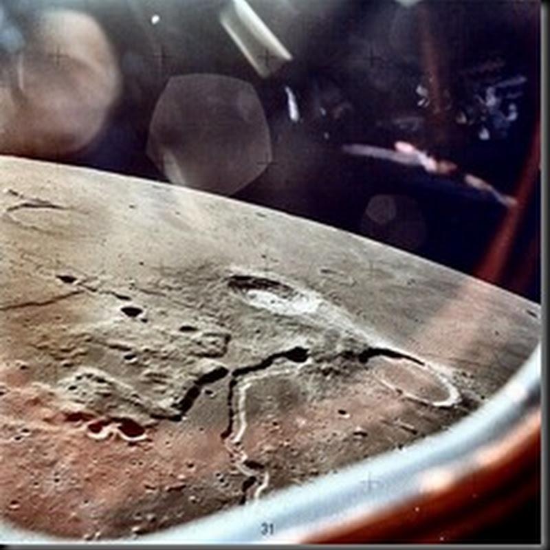 "Apolo 15 ""Anomalia na foto"