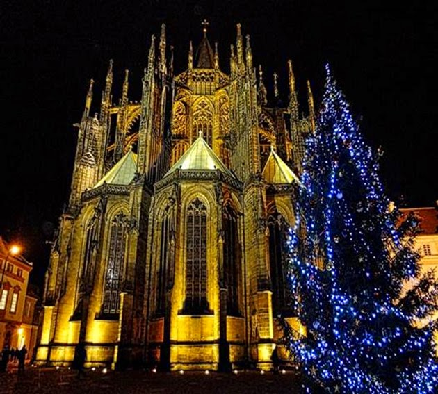 Christmas at the Prague Castle
