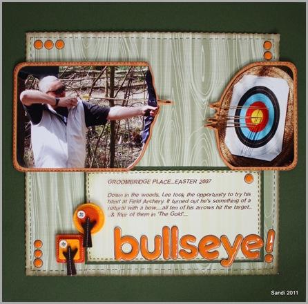 3 Bullseye