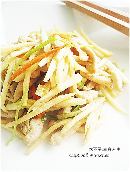 筊白筍炒雞絲DSC09981.JPG