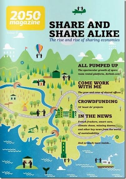 Issuu.com 2050 Magazine Share and Share Alike