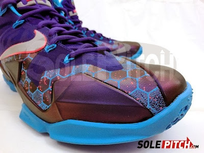 nike lebron 11 gs summit lake hornets 3 03 Detailed Look at Summit Lake Hornets Nike LeBron XI