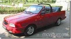 Dacia Cabriolet 10