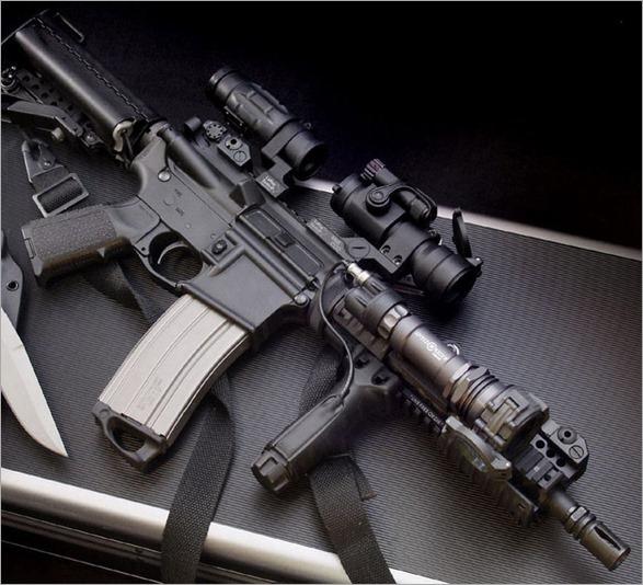 Rifle-M16