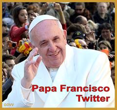 Papa Francisco - Twitter