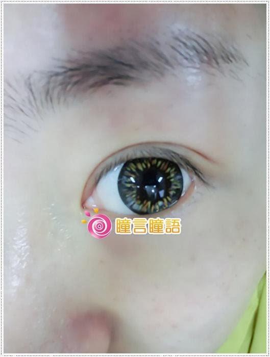 日本ROYAL VISION隱形眼鏡-Summer Doll咖CIMG1087