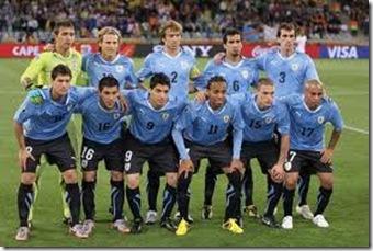 echipa nationala uruguay