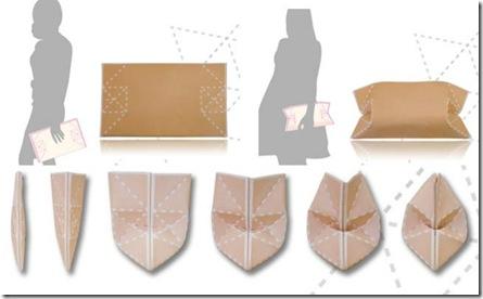 bolsa origami 1