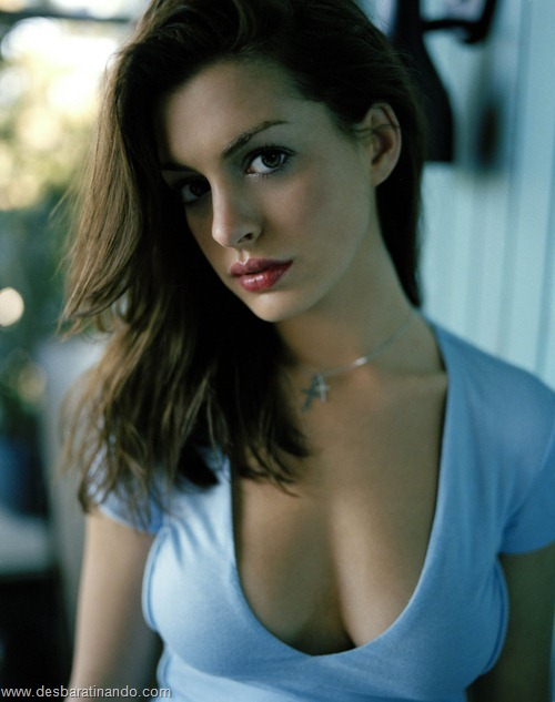 anne hathaway linda sensual sexy desbaratinando  (31)