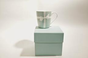 Tiffany & Co. Mug in Original Box