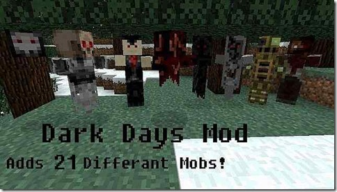 Dark-Days-Mod-minecraft-mobs