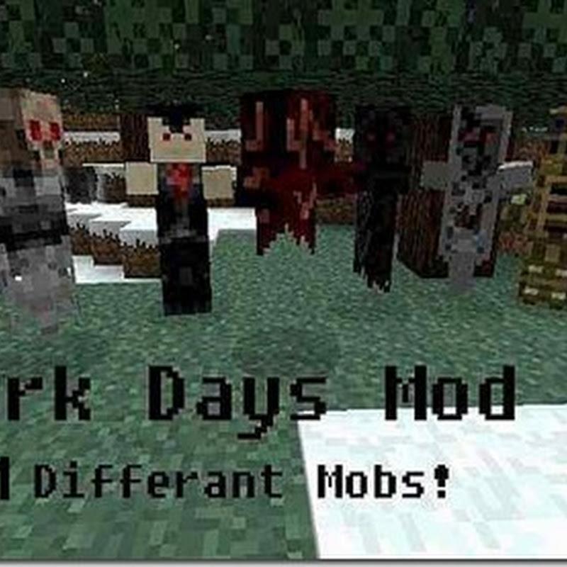 Minecraft 1.2.5 - Dark Days Mod (nuovi mobs)