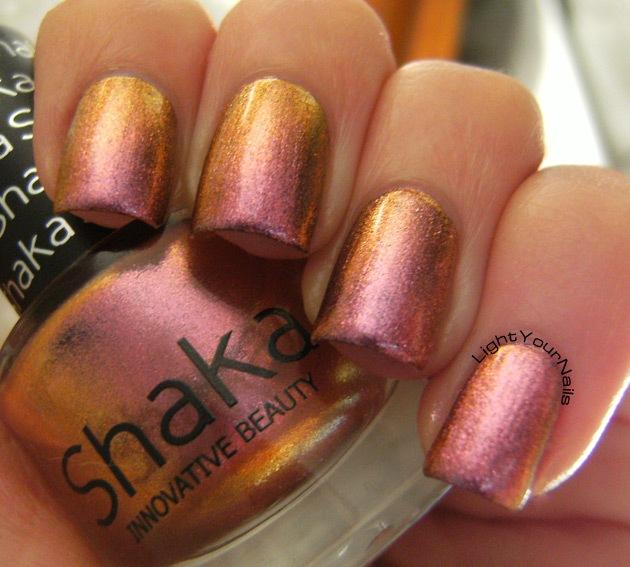 Shaka Metal Gold n. 1