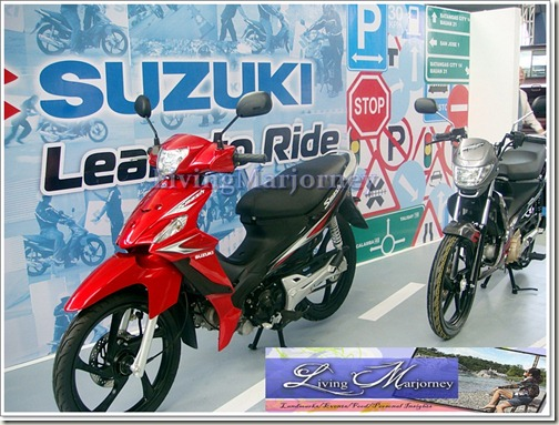 Suzuki's First Ever Automoto Grand Invasion