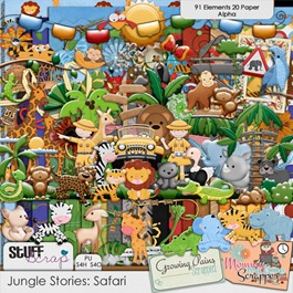 Jungle Stories - Safari