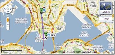 04-TSS MTR to Mong Kok MTR