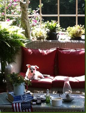 higgins porch