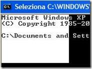 Copiare il testo dal prompt dei comandi di Windows: 3 modi per farlo