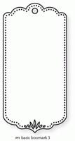 PTI Basic Bookmark 3 die0672