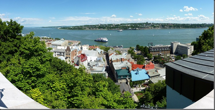 Quebec panorama view 1 small