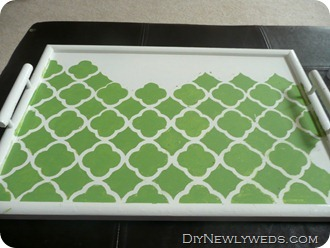 stenciling-tray