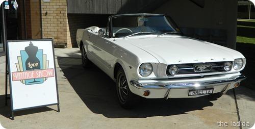 Love Vintage Car