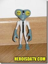 massa cinzenta boneco ben 10 brinquedo mattel bandai serie tv