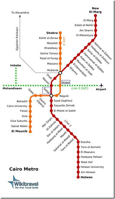 Cairo-Metro