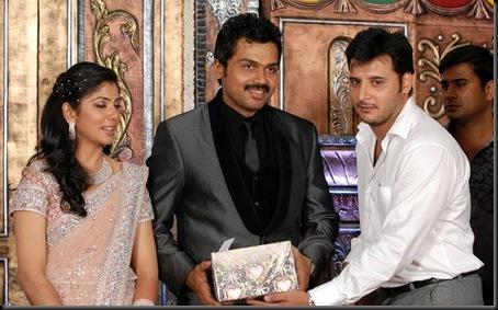 karthi ranjini wedding reception-9