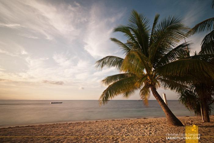 Afternoon Light at Malapascua's Bounty Beach