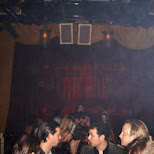 the box nightclub in New York City, New York, United States