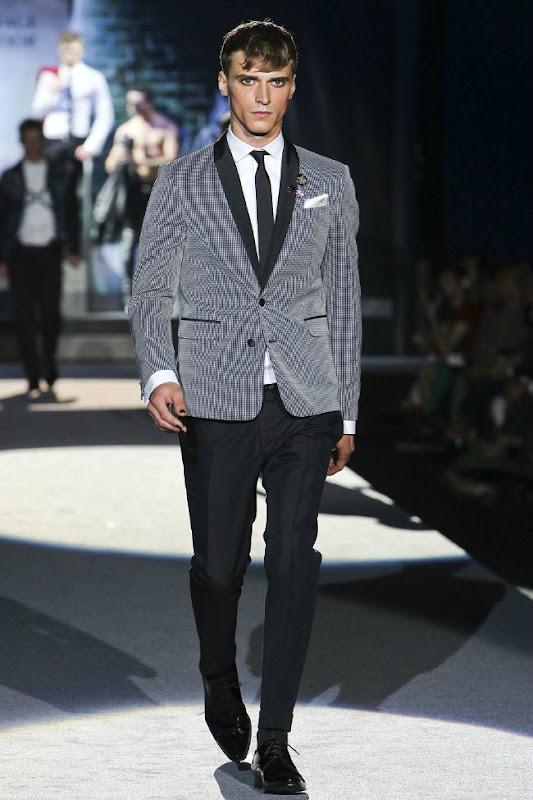 Milan Fashion Week Primavera 2012 - Dsquared² (10)