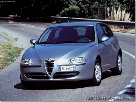 Alfa Romeo 147 (2000)3