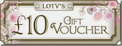 LOTV gift voucher