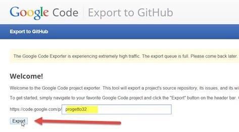 esportare-progetti-google-code