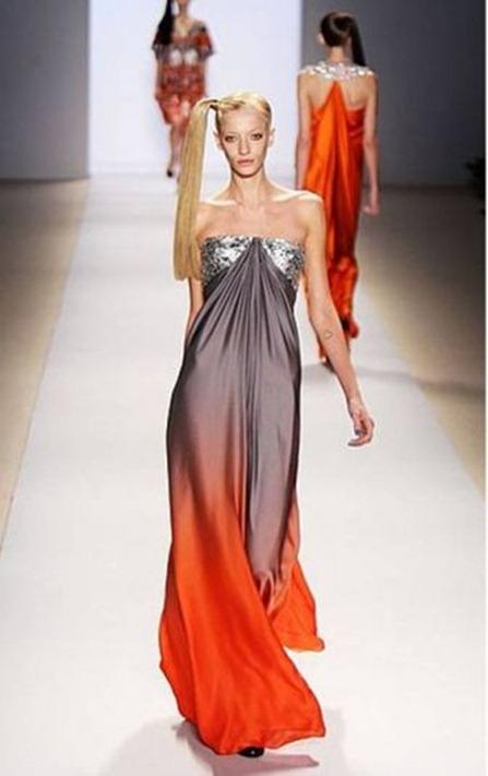 ombre-bridesmaids-dresses-orange-grey-spring-wedding-colors__full
