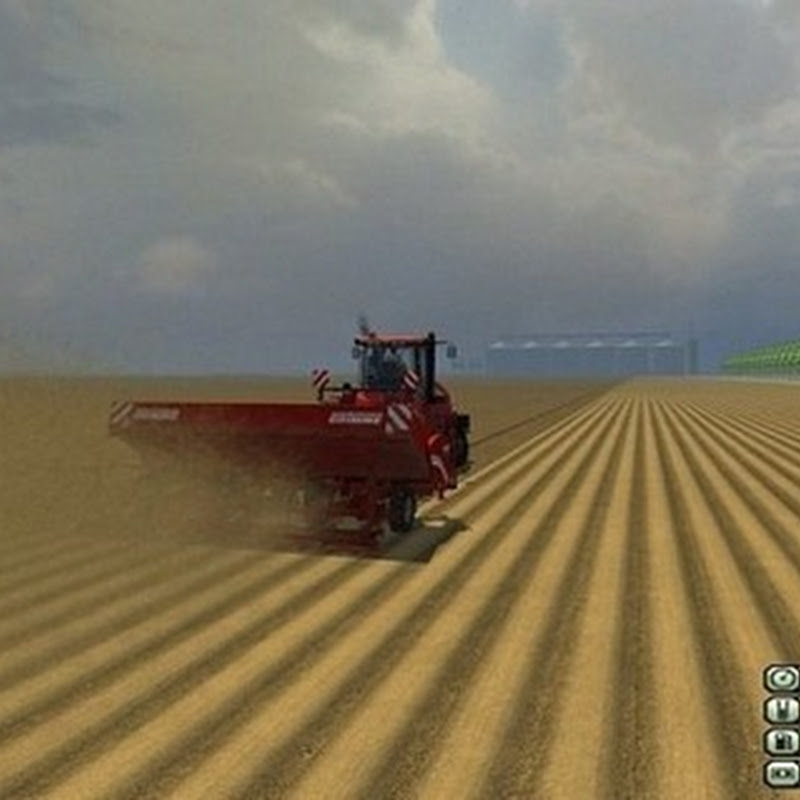 Farming simulator 2013 - Big European Map 2013 Beta V 0.9