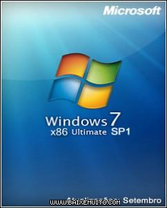 50461d838c22f Download   Windows 7 Ultimate SP1 x86 Bits – Setembro de 2012 Baixar Grátis