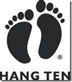 hang ten logo