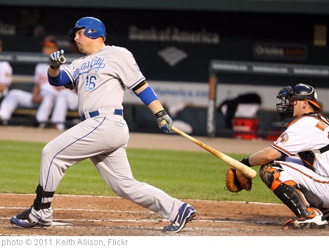 'Kansas City Royals designated hitter Billy Butler (16)' photo (c) 2011, Keith Allison - license: http://creativecommons.org/licenses/by-sa/2.0/