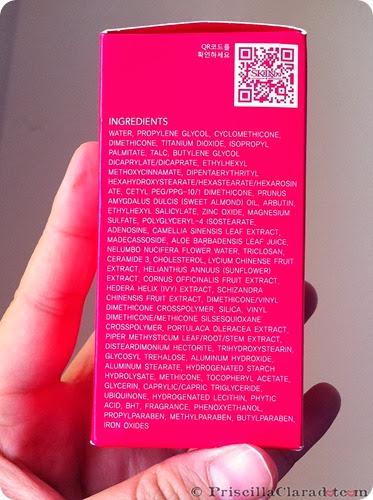 Priscilla Clara beauty blogger review Skin79 BB Cream_3