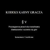 Kodeks Karny Gracza